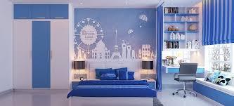 màu sắc ảnh hưởng tới kích thước một căn phòng
