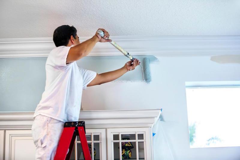 Dịch vụ sơn nhà giá rẻ chất lượng cao