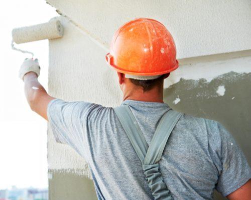 kinh nghiện sơn lại nhà cũ tiết kiệm
