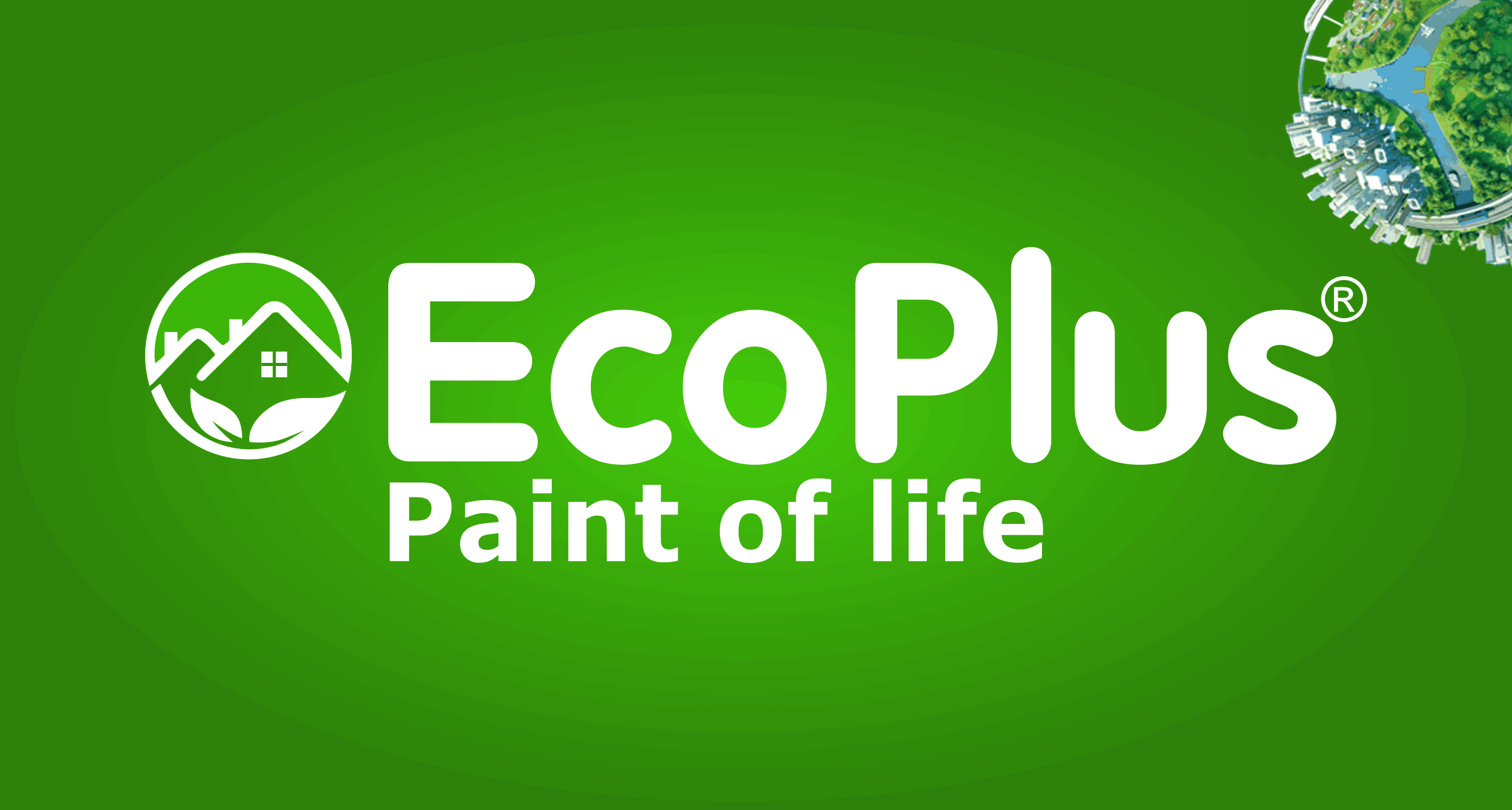Ecolus Paint - Paint of life