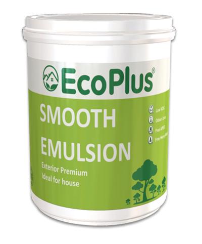 Sơn mịn ngoại thất Ecoplus - E91
