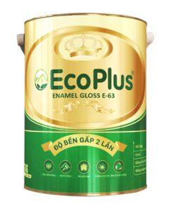 sơn ecoplus E63