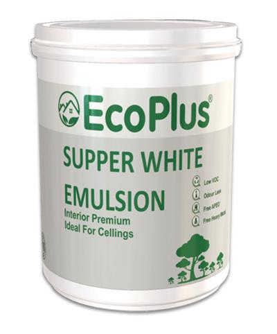 Sơn trắng trần ecoplus E60