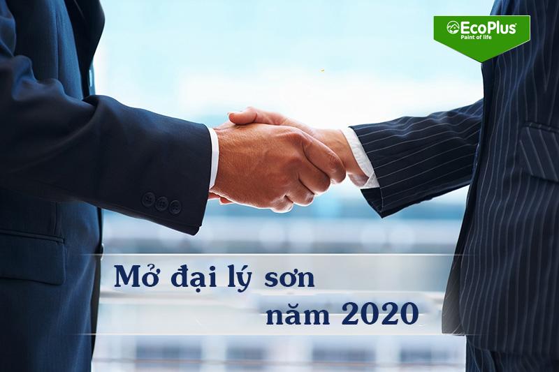 Có nên mở đại lý sơn năm 2020
