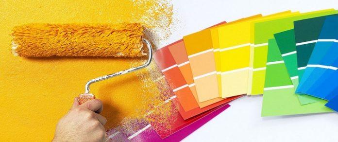 sơn và màu sắc
