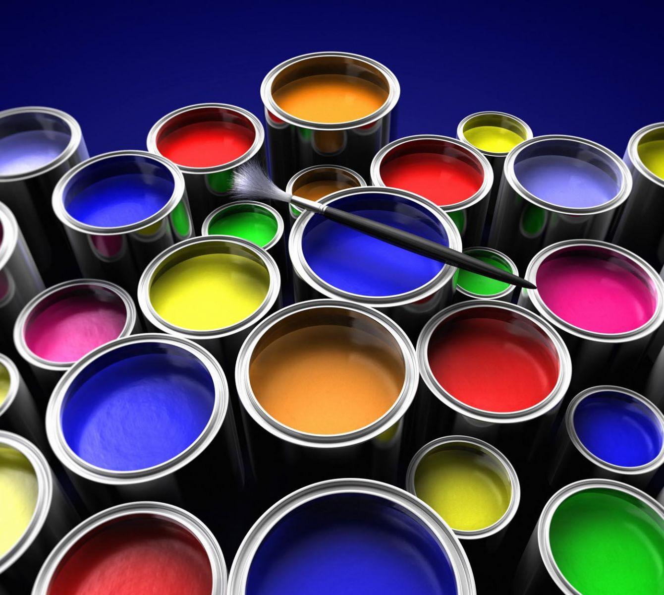 màu sơn đa dạng phong phú