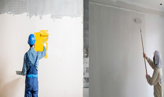 sơn chống thấm và sơn lót