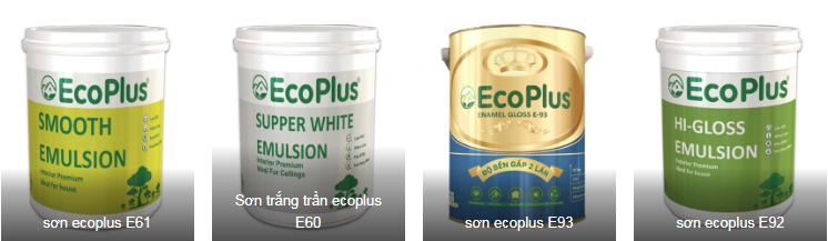 Sơn Ecoplus 2