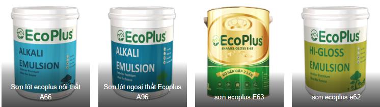 Sản phẩm sơn Ecoplus-1