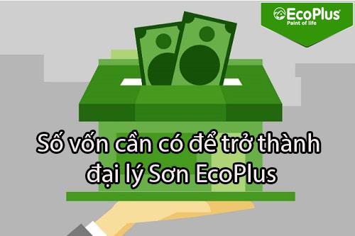 Hợp tác làm đại lý sơn EcoPlus cần bao nhiêu