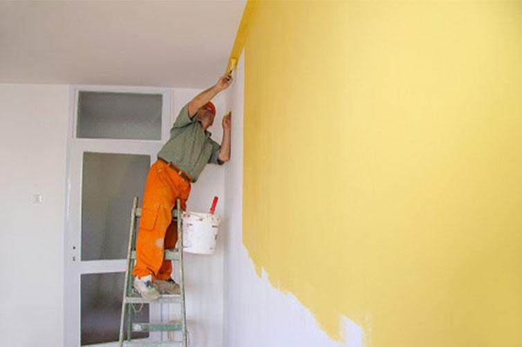 1kg sơn được bao nhiêu m2 tường 2