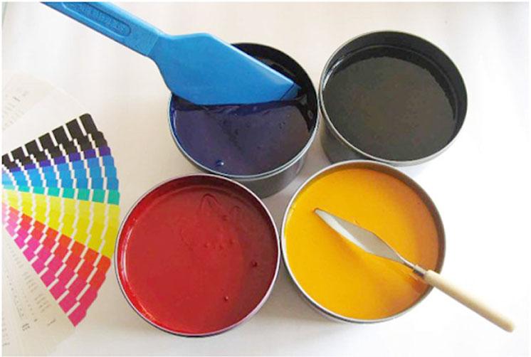 sơn đã pha nước để được bao lâu