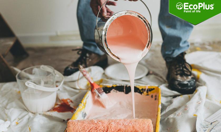 một thùng sơn 5 lít sơn được bao nhiêu m2