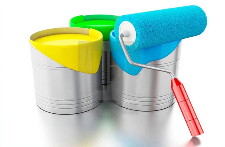 sơn pha nước để được bao lâu