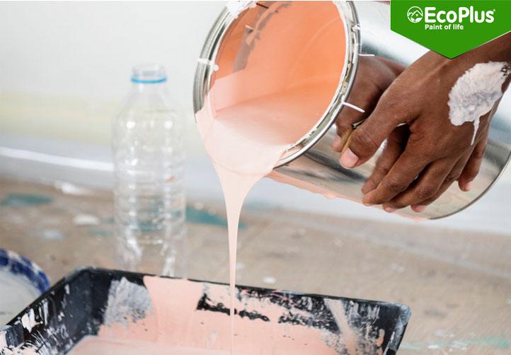 cách tính định mức sơn nhà chuẩn xác nhất