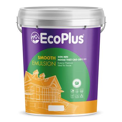 sơn ecoplus e-91
