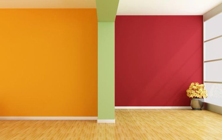 sơn nhà trực tiếp không bả 1