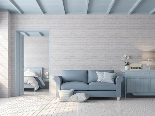 sơn nhà và màu sắc nội thất